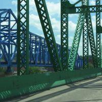 Ohio River Bridge, Ashland, Kentucky, Рарден
