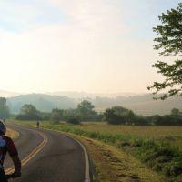 I Love Riding my bike at Sunrise, Рарден