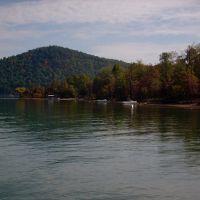 Cave Run Lake viewed from Zilpo boat launch, Kentucky, Рарден