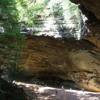 Ash Cave, Рарден
