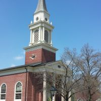 Worthington Presbyterian Church, Риверли
