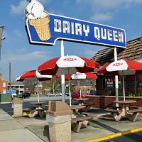 Dairy Queen, High Street, Worthington, Риверли