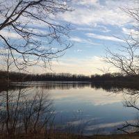 Antrim Park, Columbus Ohio, Риверли