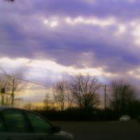 Sunset in Spring, Ричмонд-Хейгтс
