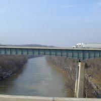 Kentucky River, Ричмонд-Хейгтс