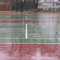 Tennis court, Роки-Ривер