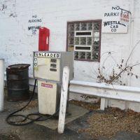 Gas pump, Роки-Ривер