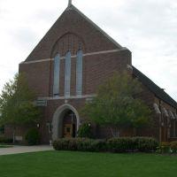 St. Angela Merici Catholic Church, Роки-Ривер