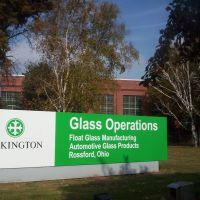 Pilkington - Glass Operations (LOF), Россфорд