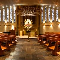 Bellarmine Chapel, Cincinnati, Ohio, Сабина