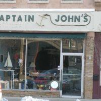 Captain Johns, Сандуски