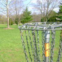 Frisbee Golf!, Сант-Бернард
