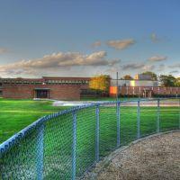 Empty Schoolyard, Саут-Евклид
