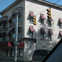 Mazzas Restaurant, Town Square, Mt. Vernon, Ohio, Саут-Маунт-Вернон
