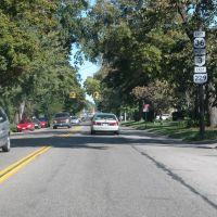 Entering Mt. Vernon, Ohio on U.S. Route 36, Eastbound, Саут-Маунт-Вернон