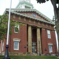 Knox County Courthouse, Саут-Маунт-Вернон