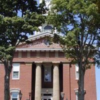 Knox County Courthouse - Mt. Vernon, Ohio, Саут-Маунт-Вернон