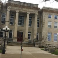 The Byode County Court House in Catlettsburg Kentucky, Саут-Пойнт