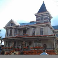 Pumpkin House, Саут-Пойнт