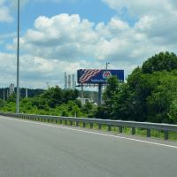 Marathon Oil Billboard, Interstate 64, Eastbound, Саут-Пойнт