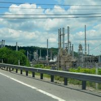 Marathon Oil Refinery, Interstate 64, Eastbound, Саут-Пойнт