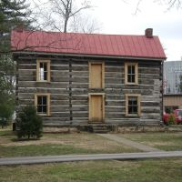 Ashlands Oldest House, Саут-Пойнт