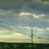 Sunset in Ohio, Сиухога-Фоллс