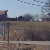 Old farmstead, Спенкервилл