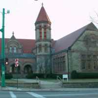 Warder Public Library, Спрингдал