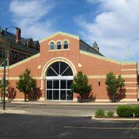 Paul and Elizabeth K Deer Exposition Hall, GLCT, Спрингфилд