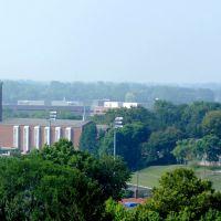 Weaver Chapel at Wittenberg University , Springfield OH, Спрингфилд