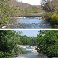 Snyder Park Lowhead Dam Modification, Спрингфилд