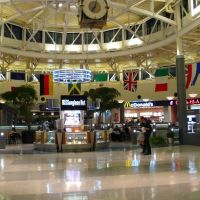 Cincinnati Airport, Террак Парк