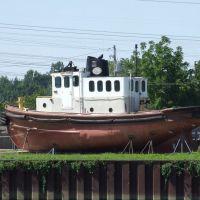 copper tug, Тимберлак