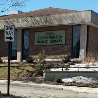 Tiffin - Seneca Public Library, Тиффин