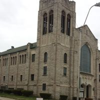 Washington St United Methodist, Тиффин