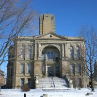 Seneca County Courthouse, Тиффин