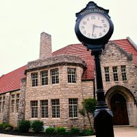 Campus Center Heidelberg College Tiffin Ohio USA, Тиффин