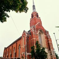 Catholic Church Tiffin Ohio USA, Тиффин