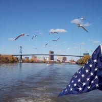 Maumee River, Toledo Ohio, Толидо
