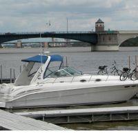Summers Rose at city docks, Толидо