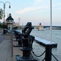 Waterfront in Toledo Park, Толидо
