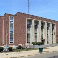 Champaign County Courthouse - Urbana, Ohio, Урбана