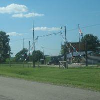 Fireworks Sign on Highway, Флетчер