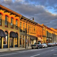 Wilmington Ohio, Storefronts, Флетчер