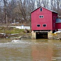Indian Mill, Флетчер