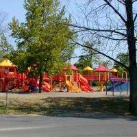 Glen Miller Park, Richmond, IN, Флетчер