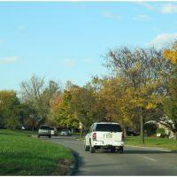 Indianapolis - Indiana to Mason - Ohio - USA, Форест-Парк