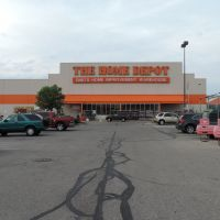 Home Depot.  Forest Park,  Ohio, Форест-Парк