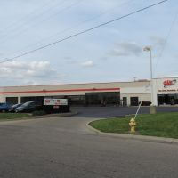 Bob Sumerel Tire and Service   And AAA .  Forest Park, Ohio, Форест-Парк